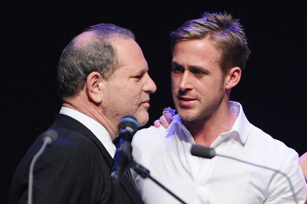 Ryan Gosling Harvey Weinstein