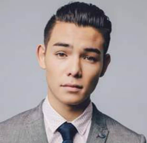 "Ryan Potter on ""Titans"""