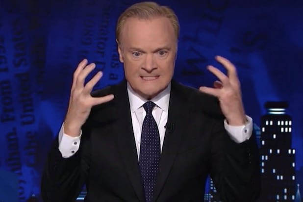 'Today' Show Editor Fired Over Lawrence O'Donnell Tirade Leak