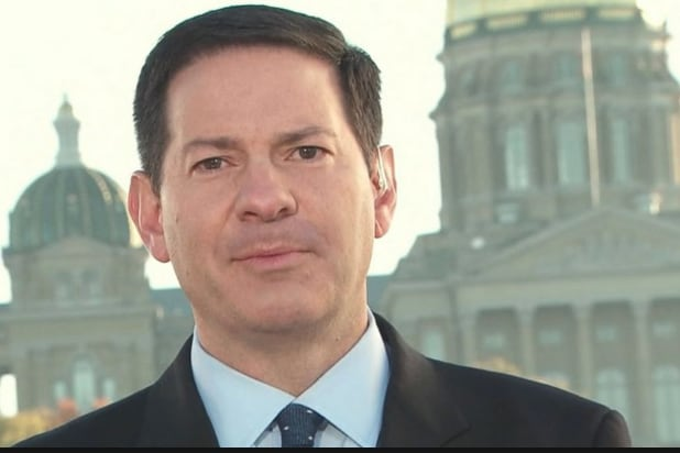 Journalist Mark Halperin suspended by MSNBC over sexual harassment claims