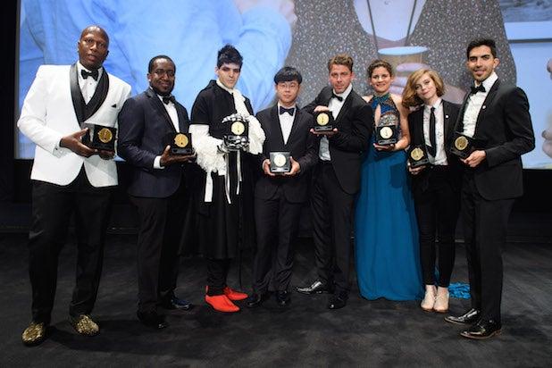 Student Academy Awards winners