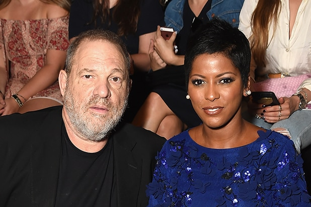 Tamron Hall Harvey Weinstein