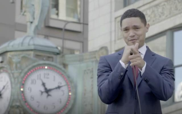 'The Daily Show with Trevor Noah'