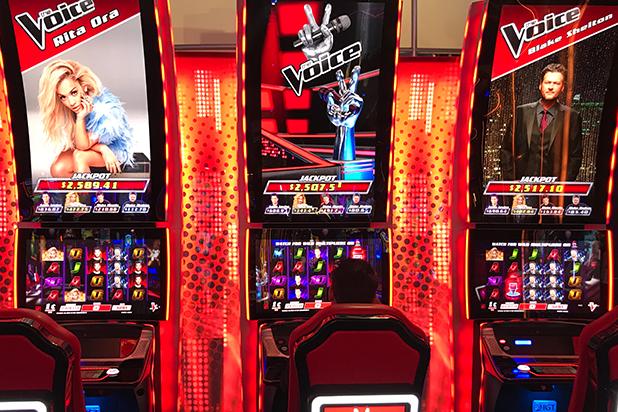 The Voice Slot Machine