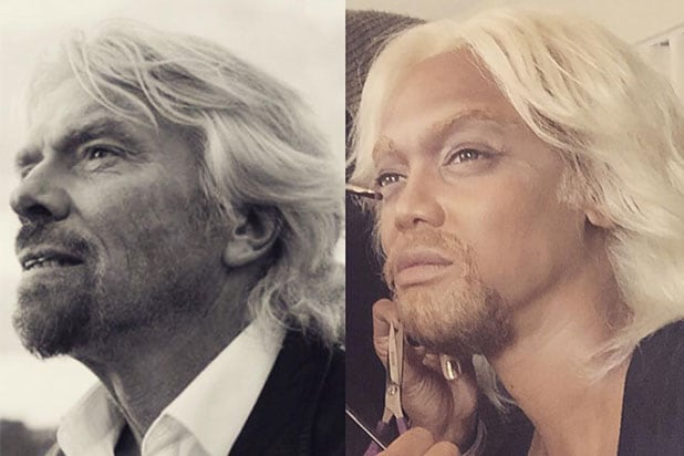Tyra Banks Richard Branson