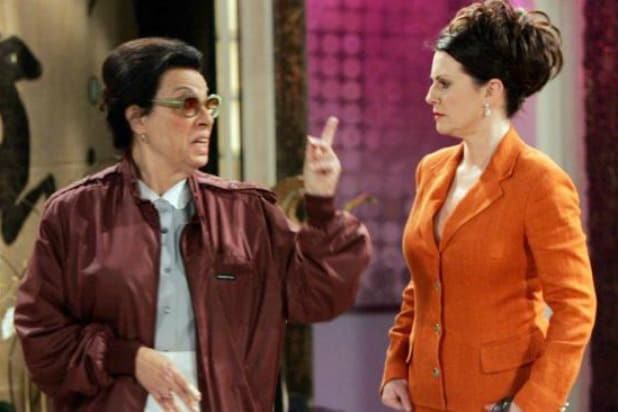 Will And Grace Karen Rosario Megan Mullally Shelley Morrison