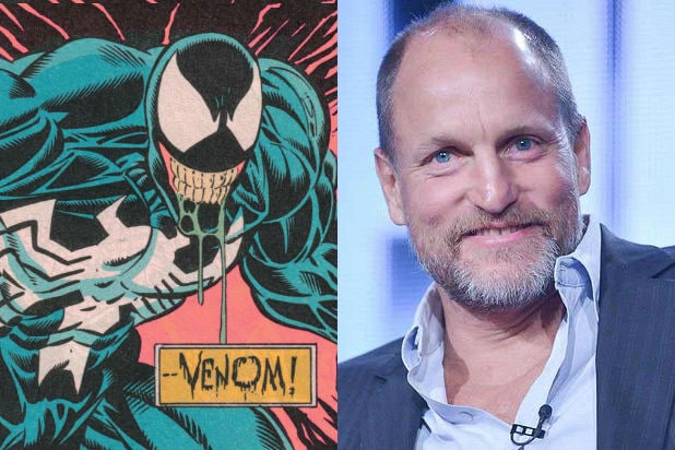 Woody Harrelson Venom