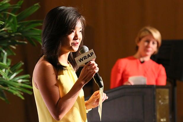 Yin Lin Power Women Breakfast LA 2017