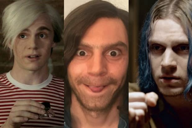 american horror story cult evan peters split