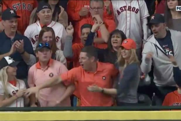 Astros fan