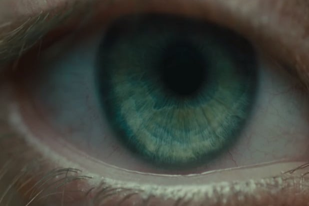blade runner references eyes