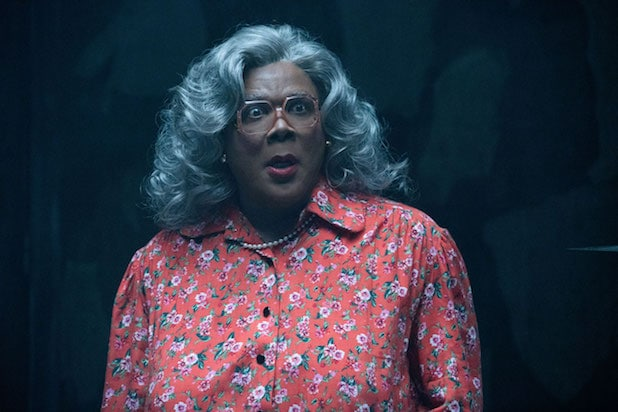 8e2dba158a Tyler Perry on Why He s Ending  Madea  Franchise Next Year   Time for Me to  Kill That Old Bitch