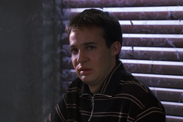 Buffy the Vampire Slayer Earshot Jonathan