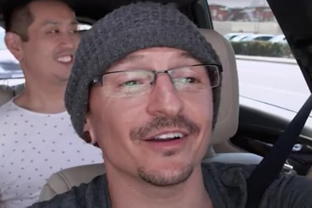 chester bennington linkin park carpool karaoke