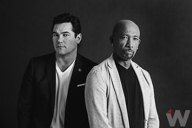 Dean Cain and Montel Williams, Architects of Denial
