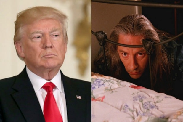 New Twin Peaks Book Connects Donald Trump To The Black Lodge