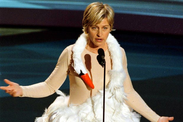 Ellen Degeneres 2001 Emmy Awards