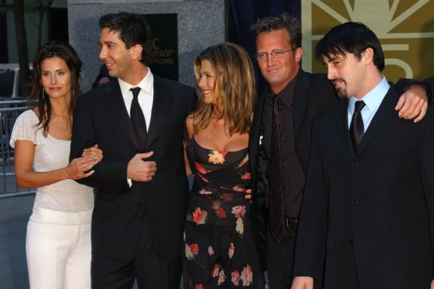 Jennifer Aniston on 'Friends' Reunion: 'Anything Is a