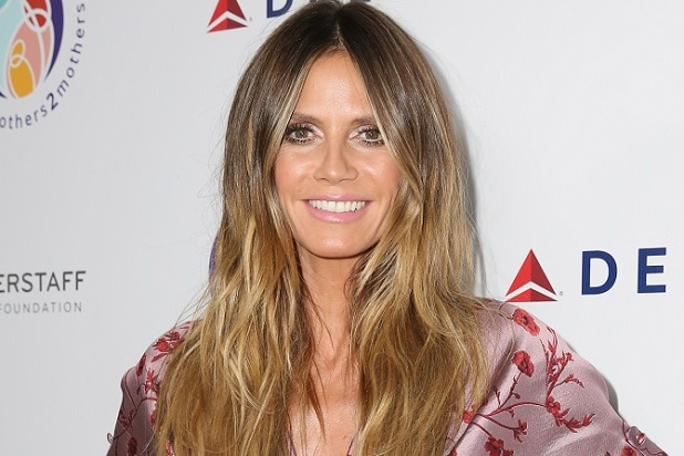 heidi klum puts some bite in this years halloween costume with super creepy sneak peek video