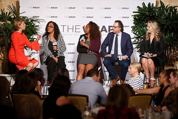 Inclusivity Panel Power Women Breakfast LA 2017