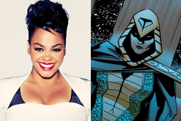Jill Scott as Lady Eve Black Lightning