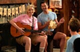 "Jane Lynch and Andrew Rannells on ""Will & Grace"""