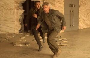 box office Ryan Gosling Harrison Ford Blade Runner 2049
