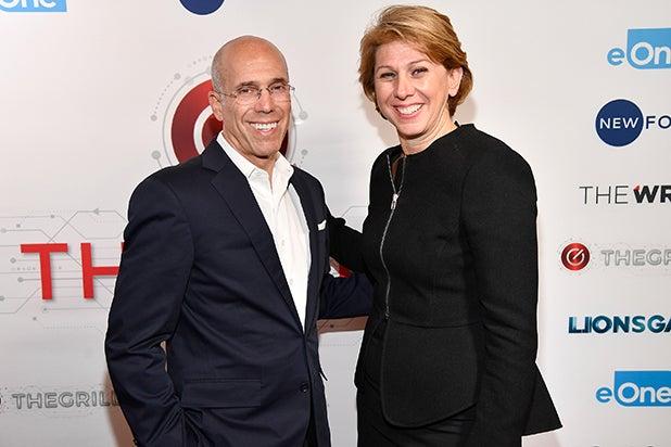 TheGrill Katzenberg and Waxman
