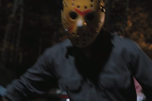 stranger things 2 80s references jason voorhees costume