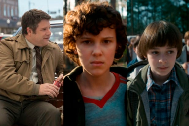 stranger things 2 character ranked split
