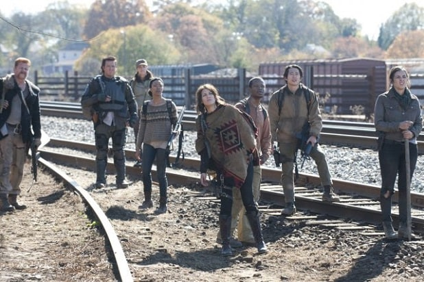 the walking dead key events captured terminus season 4