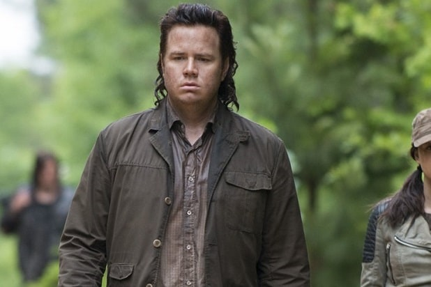 the walking dead key events eugene lies season 5