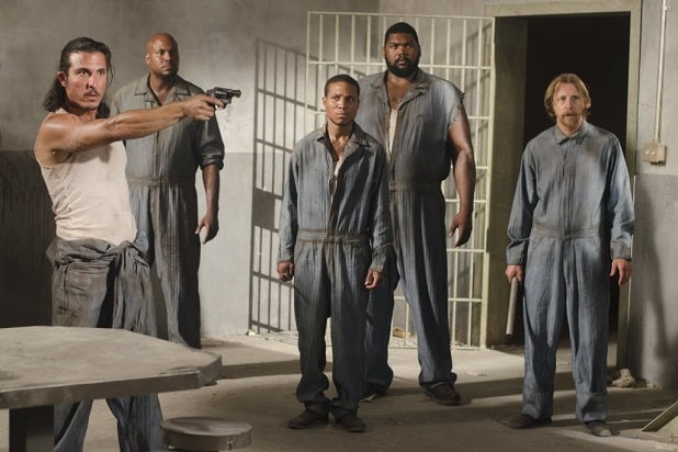 the walking dead key events finding prison season 3