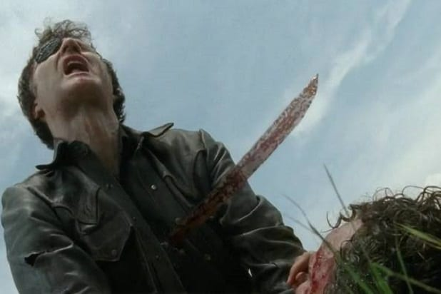 the walking dead key events governor attacks killed season 3