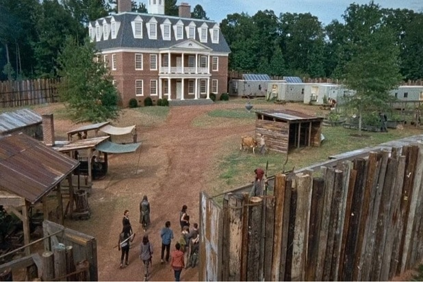 the walking dead key events jesus hilltop colony season 6