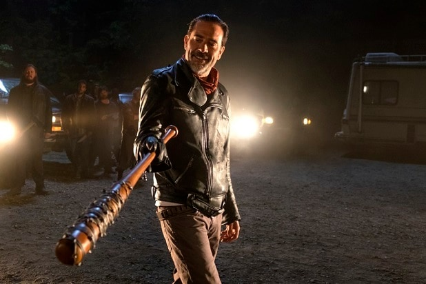 the walking dead key events negan kills glenn and abraham season 6