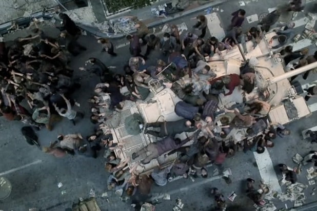 the walking dead key events rick trapped atlanta season 1