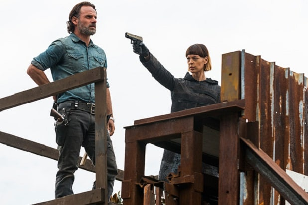 the walking dead key events scavengers betray alexandria rick jadis season 7