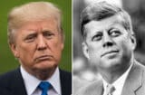 donald trump jfk files