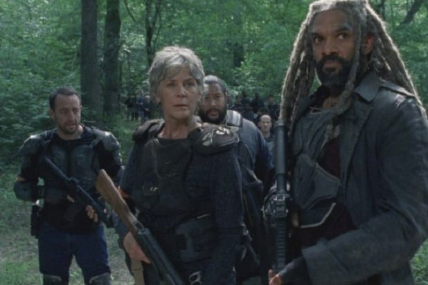 walking dead key events attacking outposts season 8