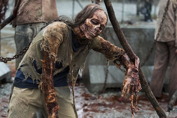 How the walking dead saved a young womans life voltagebd Gallery