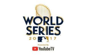 YouTube TV World Series