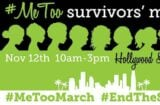 #MeToo Survivor's March