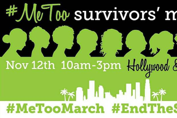 #MeToo Survivor's March