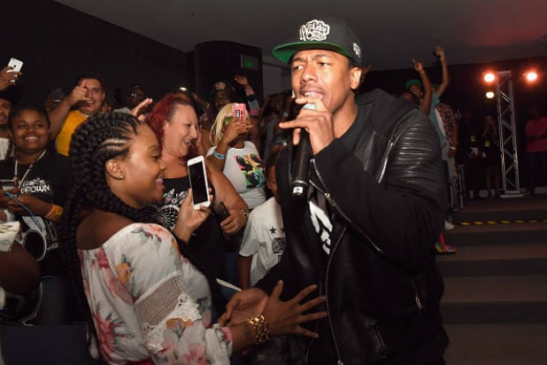 best service 86f4a 79d3d Nick Cannon on