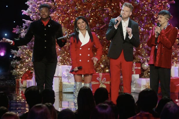 A Very Pentatonix Christmas 2019 Ratings: 'Empire' and 'Survivor' Beat NBC's 'A Very Pentatonix