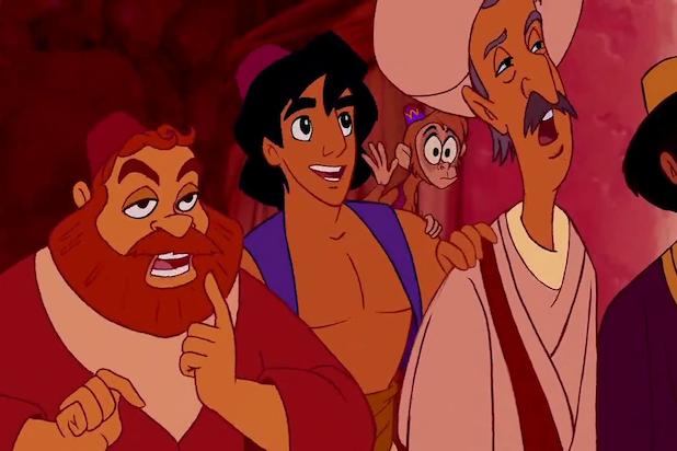 Aladdin Directors Cameo