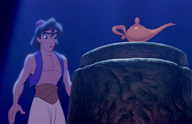 Aladdin Lamp