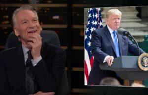 Bill Maher Donald Trump Real Time