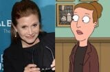 Carrie Fisher Family Guy